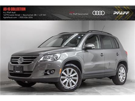 2011 Volkswagen Tiguan 2.0 TSI Comfortline (Stk: A12732A) in Newmarket - Image 1 of 22