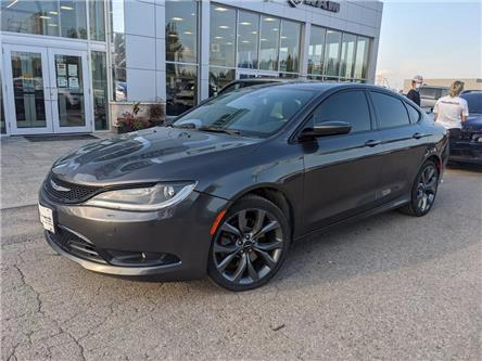 2015 Chrysler 200 S (Stk: U722161-OC) in Orangeville - Image 1 of 21