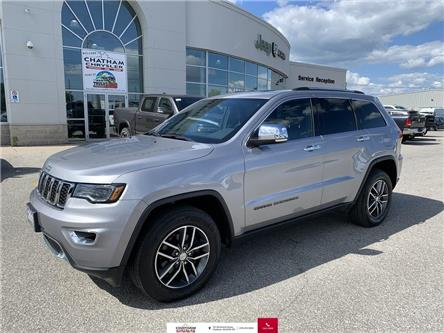 2017 Jeep Grand Cherokee Limited (Stk: U04609) in Chatham - Image 1 of 30