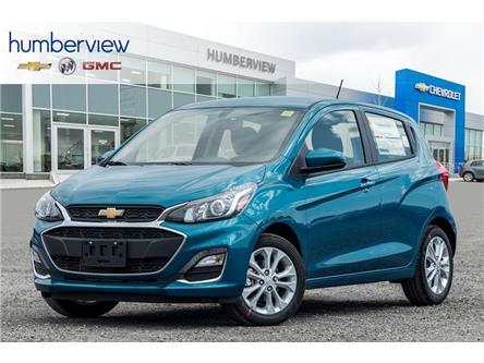 2021 Chevrolet Spark 1LT CVT (Stk: 21SK005) in Toronto - Image 1 of 18