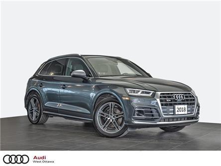 2018 Audi SQ5 3.0T Technik (Stk: PM642) in Nepean - Image 1 of 20