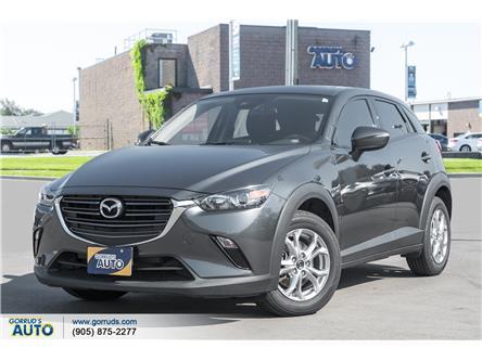 2019 Mazda CX-3 GS (Stk: 410068) in Milton - Image 1 of 19