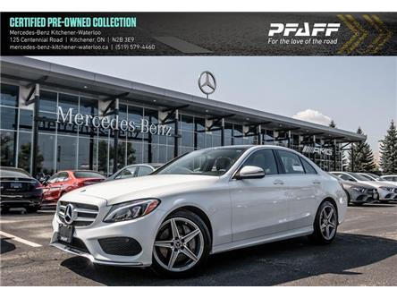 2018 Mercedes-Benz C-Class Base (Stk: 39826A) in Kitchener - Image 1 of 22