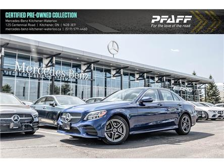 2019 Mercedes-Benz C-Class Base (Stk: K4133) in Kitchener - Image 1 of 18