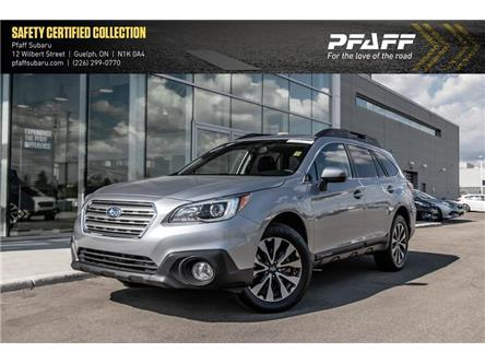 2017 Subaru Outback 3.6R Limited (Stk: SU0222) in Guelph - Image 1 of 21