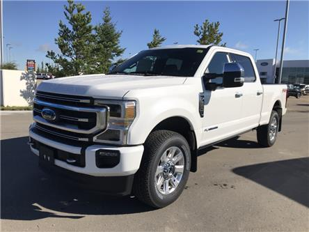 2020 Ford F-350 Platinum (Stk: LSD196) in Ft. Saskatchewan - Image 1 of 23