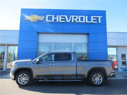 2020 GMC Sierra 1500 SLT (Stk: 20167) in STETTLER - Image 1 of 23