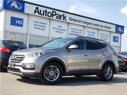 2018 Hyundai Santa Fe Sport 2.4 Luxury (Stk: 18-81926) in Brampton - Image 1 of 21