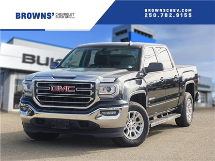 2017 GMC Sierra 1500 SLE (Stk: 4511A) in Dawson Creek - Image 1 of 15
