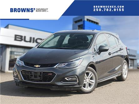 2018 Chevrolet Cruze LT Auto (Stk: T18-11332A) in Dawson Creek - Image 1 of 17