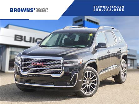 2020 GMC Acadia Denali (Stk: T20-1443) in Dawson Creek - Image 1 of 17