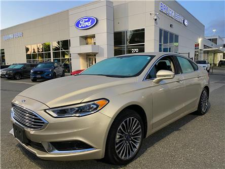 2018 Ford Fusion SE (Stk: 175578A) in Vancouver - Image 1 of 24