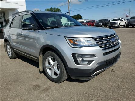 2017 Ford Explorer XLT (Stk: 20210A) in Wilkie - Image 1 of 20