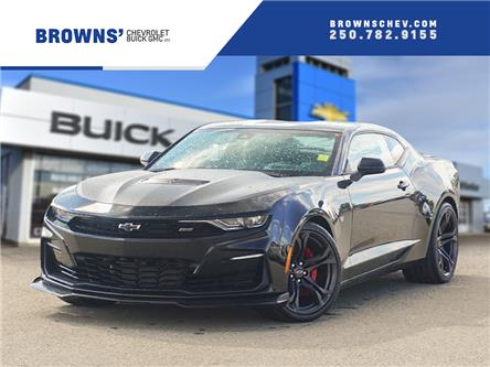 2020 Chevrolet Camaro 2SS (Stk: C20-1390) in Dawson Creek - Image 1 of 15