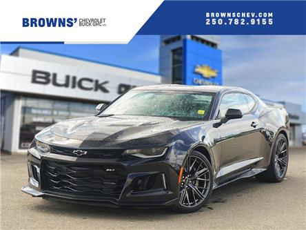 2020 Chevrolet Camaro ZL1 (Stk: C20-1429) in Dawson Creek - Image 1 of 15