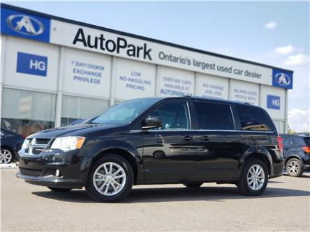 2019 Dodge Grand Caravan CVP/SXT (Stk: 19-06633) in Brampton - Image 1 of 19