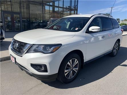 2017 Nissan Pathfinder SL (Stk: UT1483) in Kamloops - Image 1 of 29