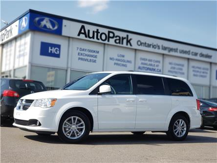 2019 Dodge Grand Caravan CVP/SXT (Stk: 19-75766) in Brampton - Image 1 of 14