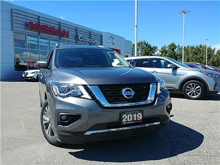 2019 Nissan Pathfinder SV Tech (Stk: CKC631480) in Cobourg - Image 1 of 23
