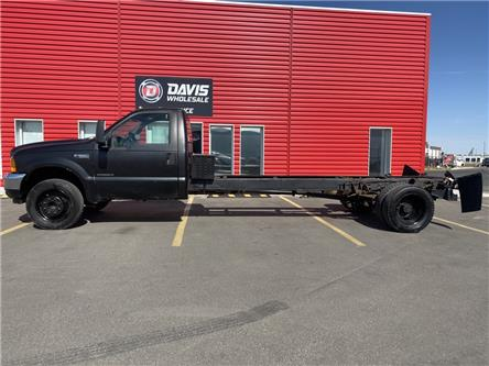 2001 Ford F-550 Chassis XL (Stk: 7450) in Lethbridge - Image 1 of 10