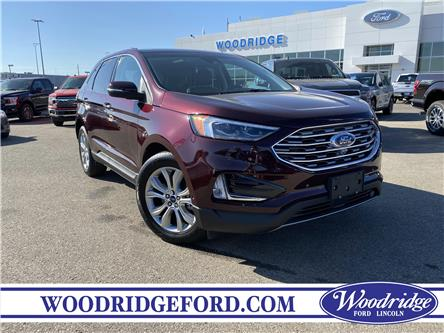 2019 Ford Edge Titanium (Stk: 17582) in Calgary - Image 1 of 24