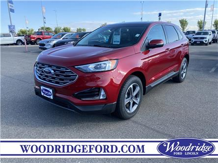 2020 Ford Edge SEL (Stk: L-1345) in Calgary - Image 1 of 6