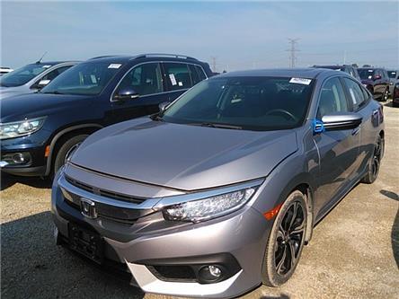 2017 Honda Civic Touring (Stk: #102626) in Vaughan - Image 1 of 4