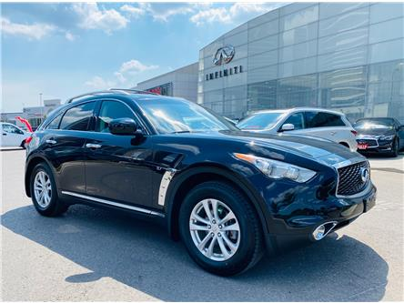 2017 Infiniti QX70 Base (Stk: U16702) in Thornhill - Image 1 of 22