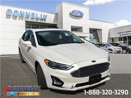 2020 Ford Fusion Hybrid Titanium (Stk: DT1116) in Ottawa - Image 1 of 22