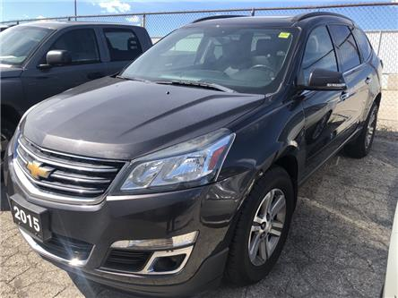 2015 Chevrolet Traverse 2LT (Stk: 91362) in St. Thomas - Image 1 of 2