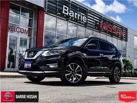 2018 Nissan Rogue SL (Stk: P4704) in Barrie - Image 1 of 30