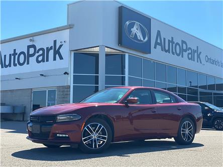 2019 Dodge Charger SXT (Stk: 19-82160RJB) in Barrie - Image 1 of 31
