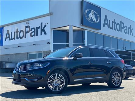 2018 Lincoln MKX Reserve (Stk: 18-20014JB) in Barrie - Image 1 of 31