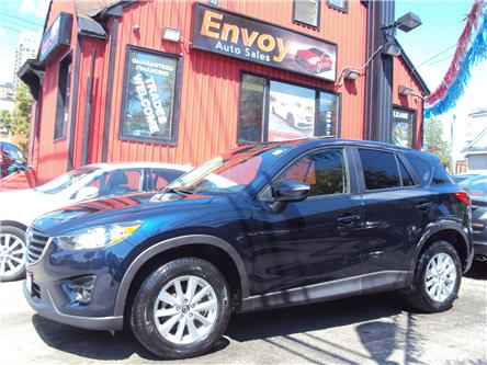 2016 Mazda CX-5 GS (Stk: ) in Ottawa - Image 1 of 30