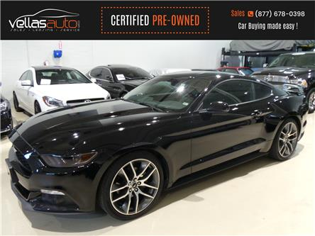 2016 Ford Mustang EcoBoost Premium (Stk: NP5427) in Vaughan - Image 1 of 25