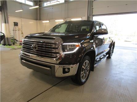 2019 Toyota Tundra Platinum 5.7L V8 (Stk: 2091941) in Moose Jaw - Image 1 of 39