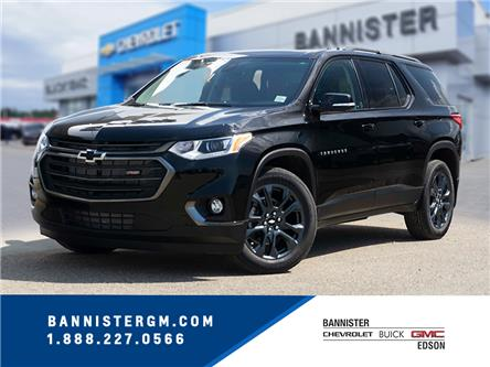 2020 Chevrolet Traverse RS (Stk: 20-186) in Edson - Image 1 of 17