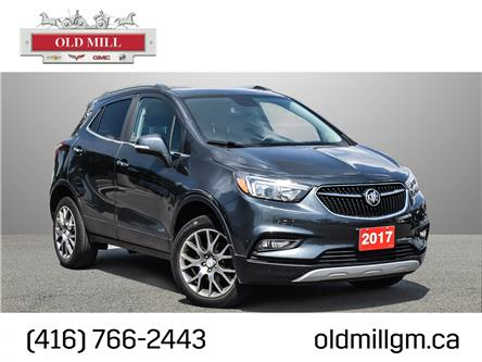 2017 Buick Encore Sport Touring (Stk: 031538U) in Toronto - Image 1 of 16