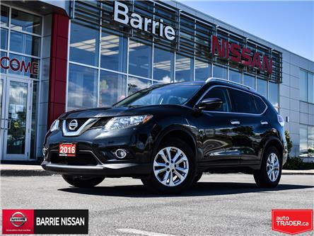 2016 Nissan Rogue SV (Stk: P4706) in Barrie - Image 1 of 30