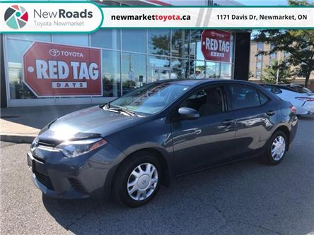 2015 Toyota Corolla CE (Stk: 354581) in Newmarket - Image 1 of 22