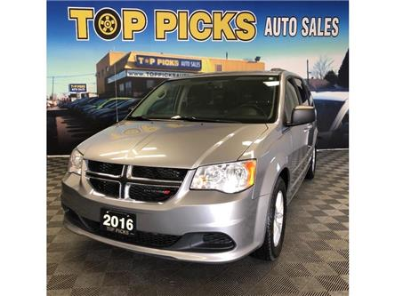 2016 Dodge Grand Caravan SE/SXT (Stk: 337626) in NORTH BAY - Image 1 of 25