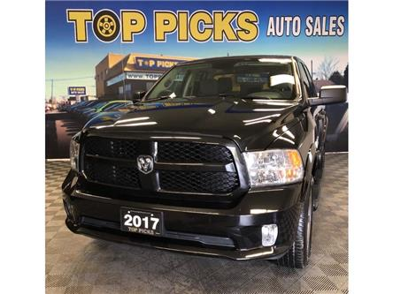 2017 RAM 1500 ST (Stk: 741955) in NORTH BAY - Image 1 of 26