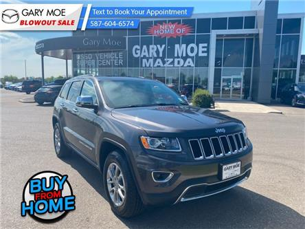 2014 Jeep Grand Cherokee Limited (Stk: ML0335) in Lethbridge - Image 1 of 30