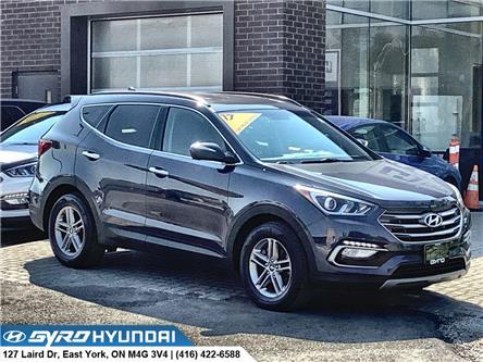 2017 Hyundai Santa Fe Sport 2.4 Premium (Stk: H5914A) in Toronto - Image 1 of 28
