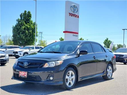 2012 Toyota Corolla  (Stk: 20650A) in Bowmanville - Image 1 of 19