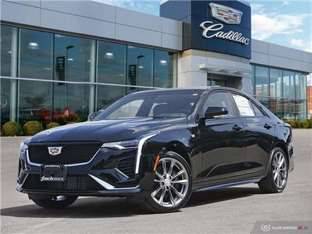 2020 Cadillac CT4 Sport (Stk: 151384) in London - Image 1 of 27
