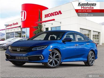 2020 Honda Civic Touring (Stk: N15041) in Kamloops - Image 1 of 23