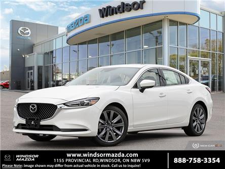 2020 Mazda MAZDA6 GS-L (Stk: M63767) in Windsor - Image 1 of 23