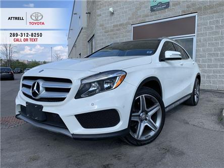 2015 Mercedes-Benz GLA-CLASS GLA 250 PANO SUNROOF, NAVI, ALLOYS, PARKING SENSOR (Stk: 47531A) in Brampton - Image 1 of 23