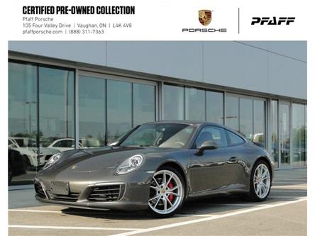 2017 Porsche 911 Carrera S Coupe (991) (Stk: U8591A) in Vaughan - Image 1 of 17